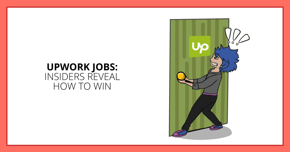 Upwork Jobs: Insiders Reveal How to Win. Makealivingwriting.com