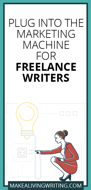 The Six-Figure Marketing Machine for Freelance Writers. Makealivingwriting.com.