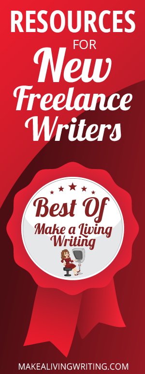 How to become a freelance writer: My best resources. Makealivingwriting.com