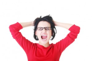 Too much drama keeps freelance writer from working