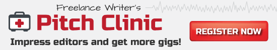 Article Writers - Freelance Writers Pitch Clinic